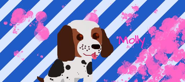 Molly by ghostgirlbon