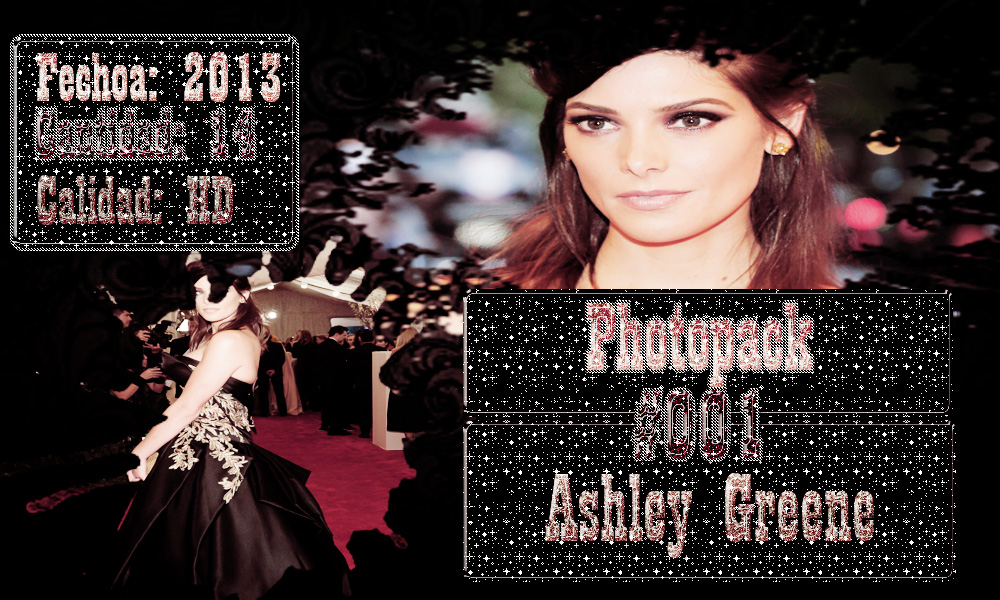 Ashley Greene MET Gala 2O13 by ByLadyMinaj