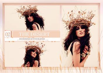 The Desert (Photopack) by itsdamnedbarbie