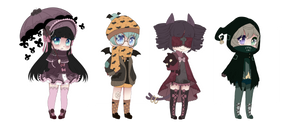 Adopt { 209-212} (closed auction ) animated