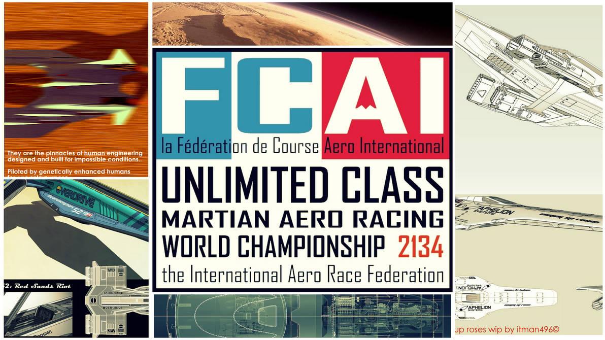 Martian Aeroracer Challenge2