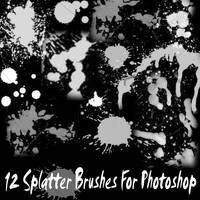 Set Of Brushes . II by Nexaa21