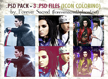 .PSD Pack 11 - Icon Coloring by Nexaa21