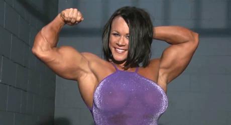 Aleesha Young #1