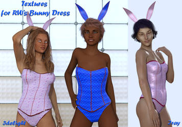 Freebie bunny textures by greendragon-gecko