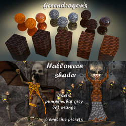 freebie GD halloween shader