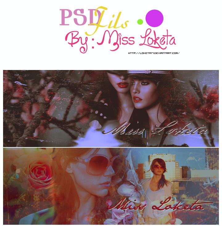 New Psd by LoKeTa17