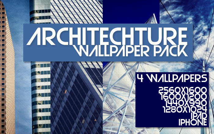 Architecture wallpaper pack by solefield on deviantart for Architecture wallpaper windows 7