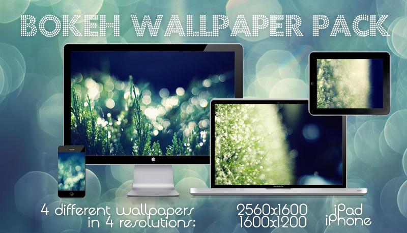 Bokeh Wallpaper Pack by solefield