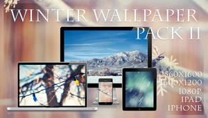 Winter Wallpaper Pack II