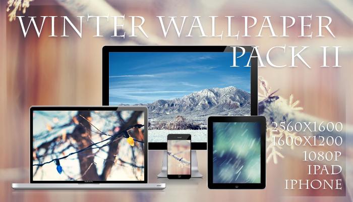 Winter Wallpaper Pack II by solefield