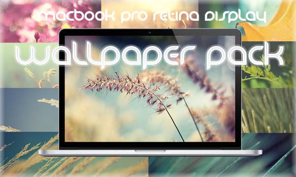 Nature Details MacBook Pro Retina WP Pack
