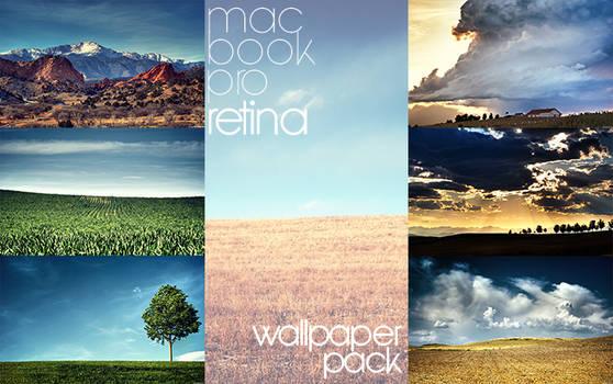 Landscapes MacBook Pro Retina Wallpaper Pack