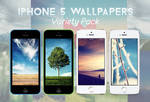 iPhone 5 Wallpapers - Variety Pack