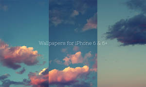 Sunset Clouds iPhone 6 Wallpapers