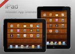 iPad Shelves Wallpaper