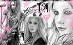 Avril Lavigne Brushes