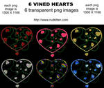 Vined Hearts by nutkitten