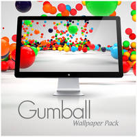 Gumball - Wallpaper Pack by umayrr