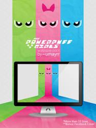 Powerpuff Girls - Wallpaper Pack + FB Cover