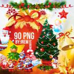 Christmas90PNGByIrem