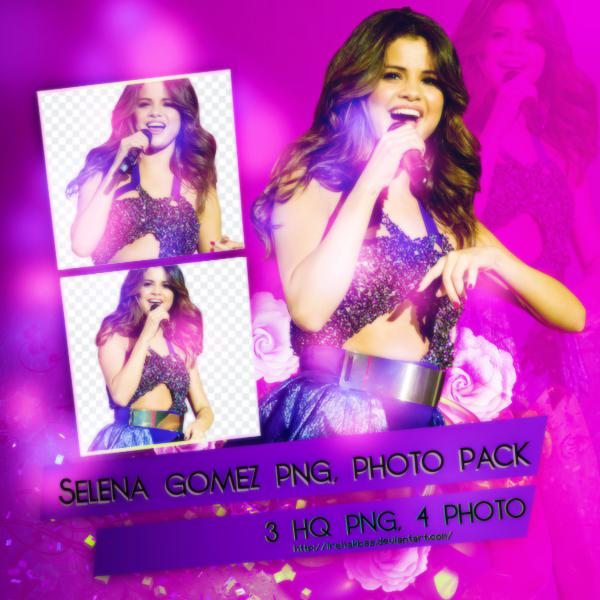 PNG Pack (31) Selena Gomez by IremAkbas