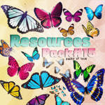 Butterfly Png Pack