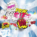 Boom Png Pack