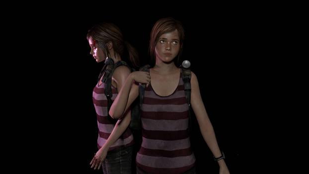 Ellie Left Behind V2