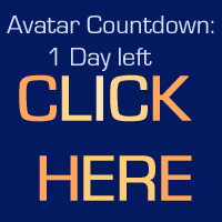 Avatar Countdown: ONE DAY LEFT by KimchiCrusader