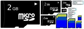Firefly, SD, microSD icon sets