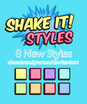 Shake It Styles