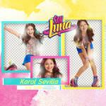 KAROL SEVILLA - Soy Luna Pack 01 HQ PNG PACK