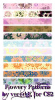 Flowery Patterns for CS2
