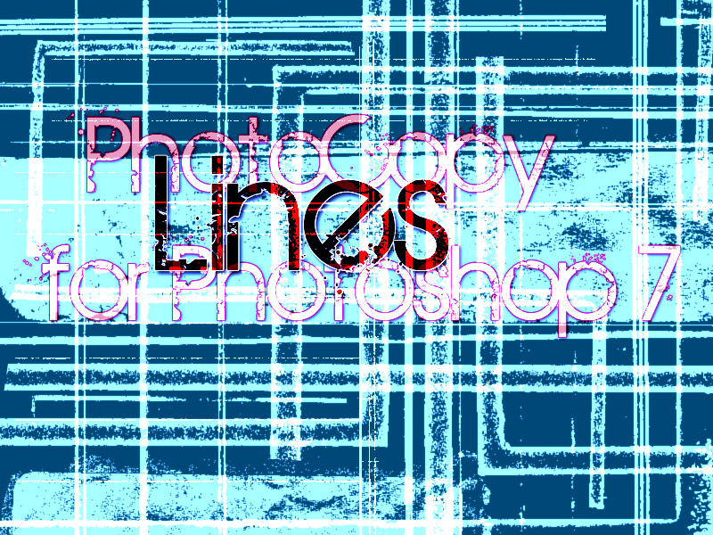 PS7 Photocopy Lines