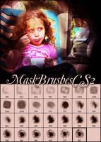 Mask Brushes CS2 by veredgf