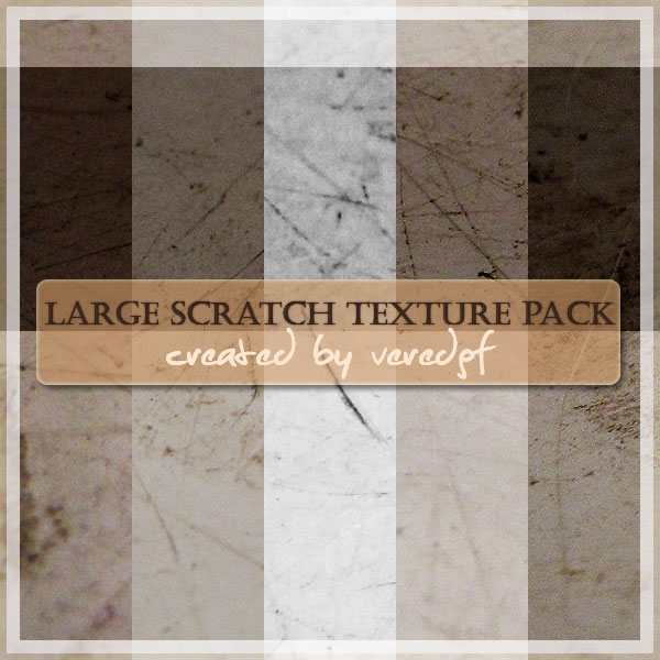 Large Scratch Textures
