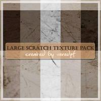 Large Scratch Textures by veredgf