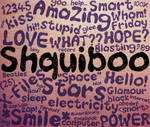 Shquiboo Font