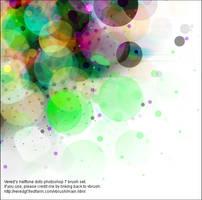 Vered's halftone dots ps7 set by veredgf
