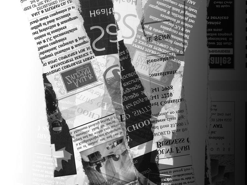 newspaper strips Ps7 Brsh by veredgf