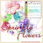 sprinkle flowers ps7 vbrush