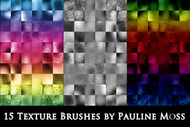 FauxBrushes1 PM by PaulineMoss
