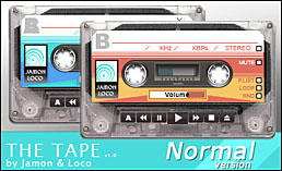 theTape_Normal by ja777on