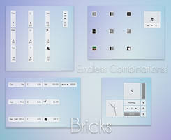 Bricks by Dariosuper