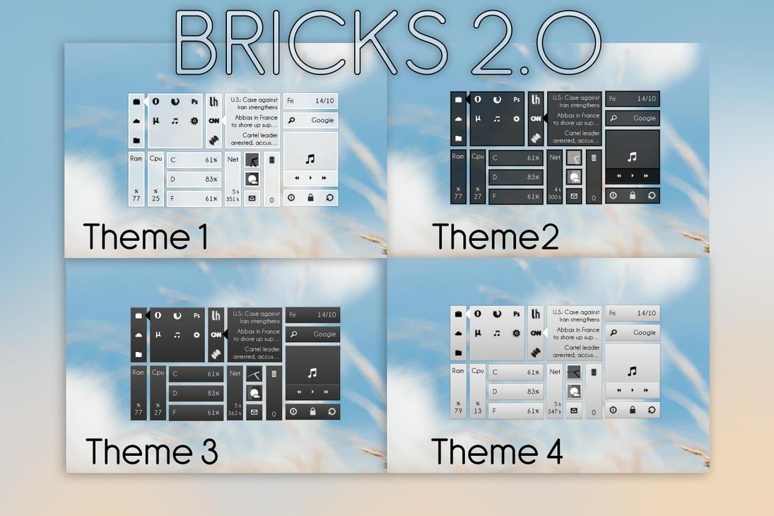 Bricks 2.0 by Dariosuper