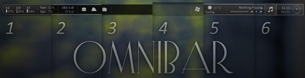 OmniBar by Dariosuper