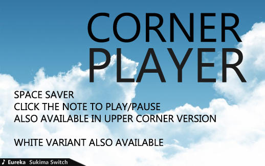 CornerPlayer for rainmeter by Dariosuper