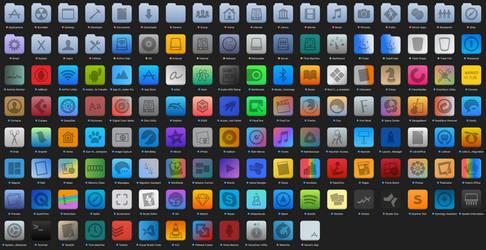 Jobauma - Icon Pack - macOS Mojave - Icons