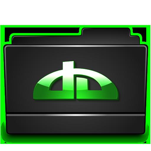 deviantART Folder Icon by ScorpiiLupi